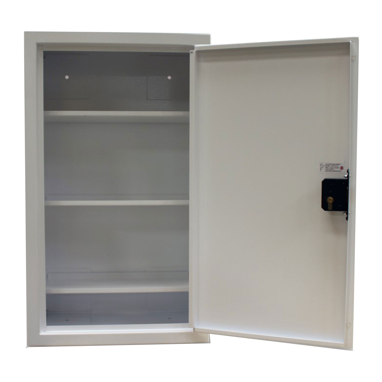 Controlled Drugs Cabinet | 127.5 Litre with Three Adjustable Shelves