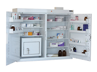 Pharmacy Cupboards
