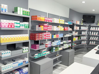 UK FPD Group Ltd Pharmacy Shop Designer