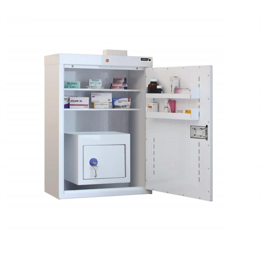 Medicine Cabinet 153 Litre with 27 Litre Inner Drug Cabinet