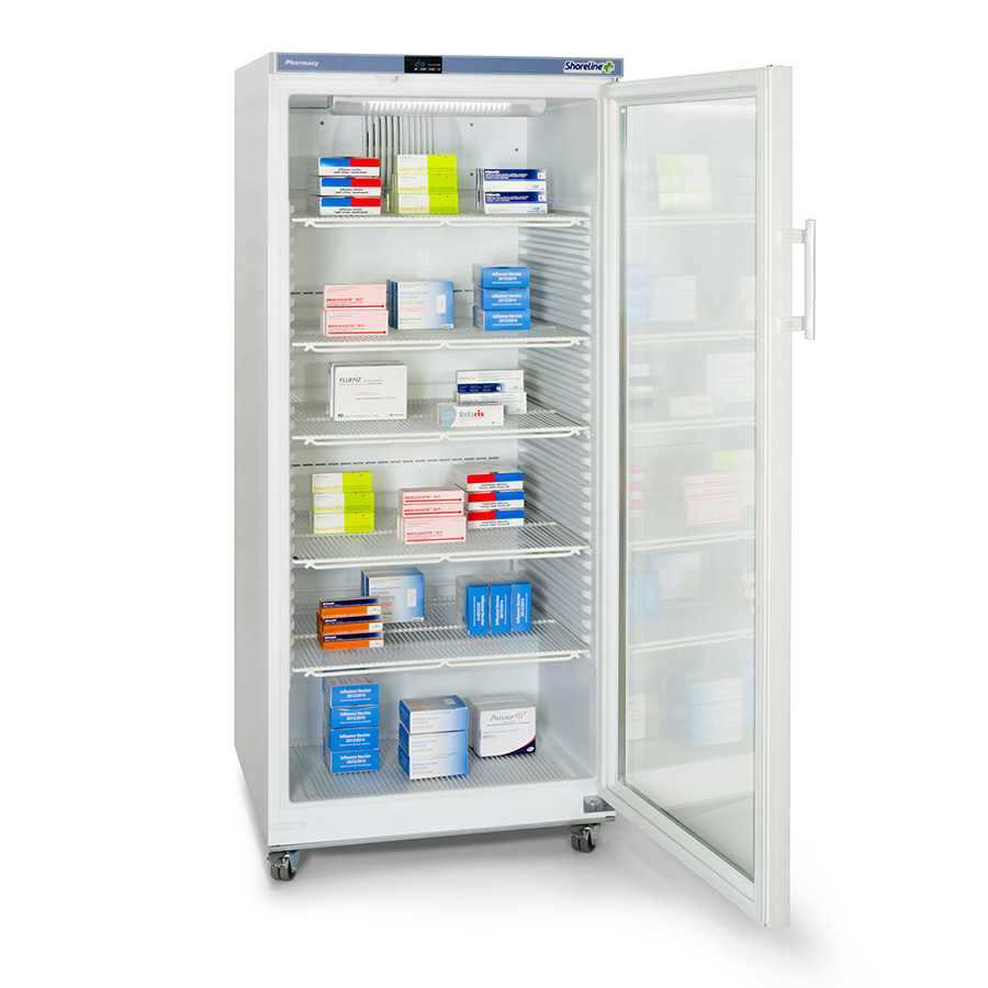Large Hospital Fridge