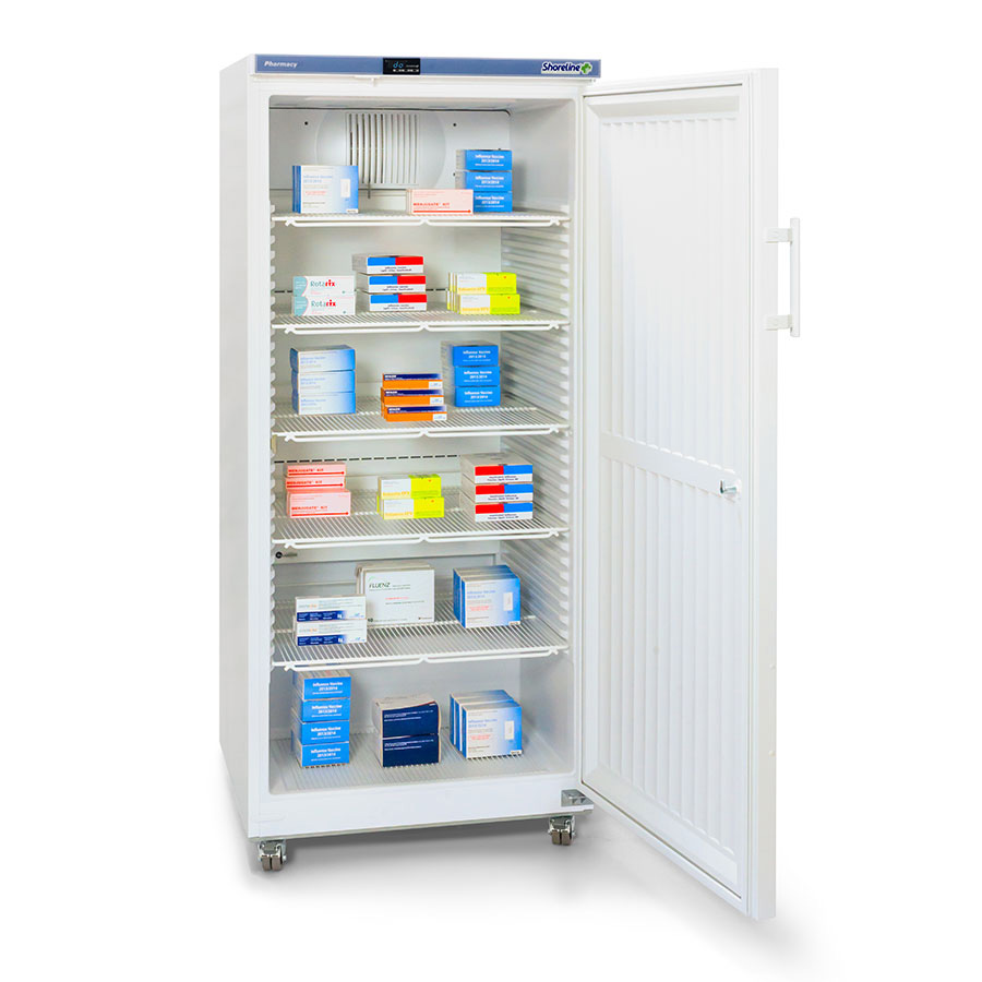 Large Pharmacy Fridge