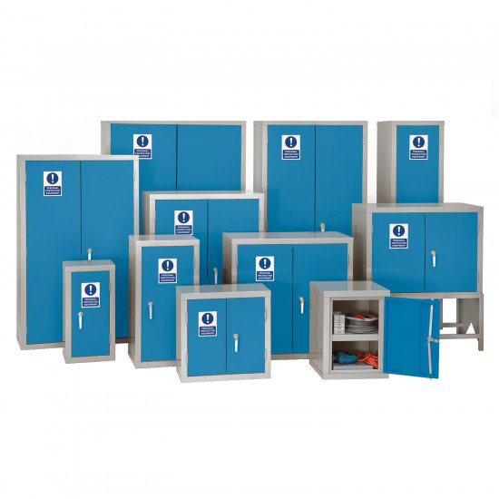PPE Cabinet 77 Litre with Single Door